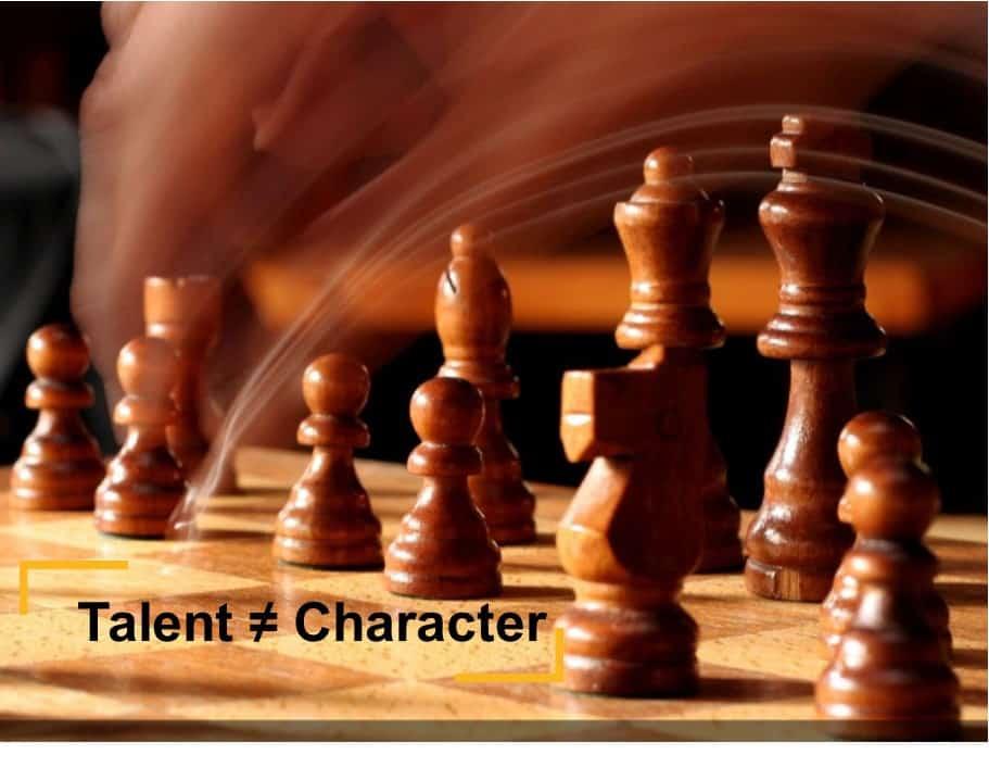 talent character