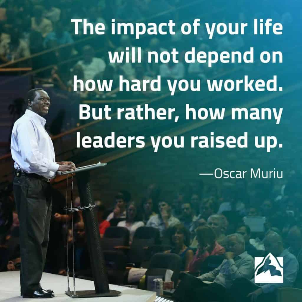 raise up leaders GLS